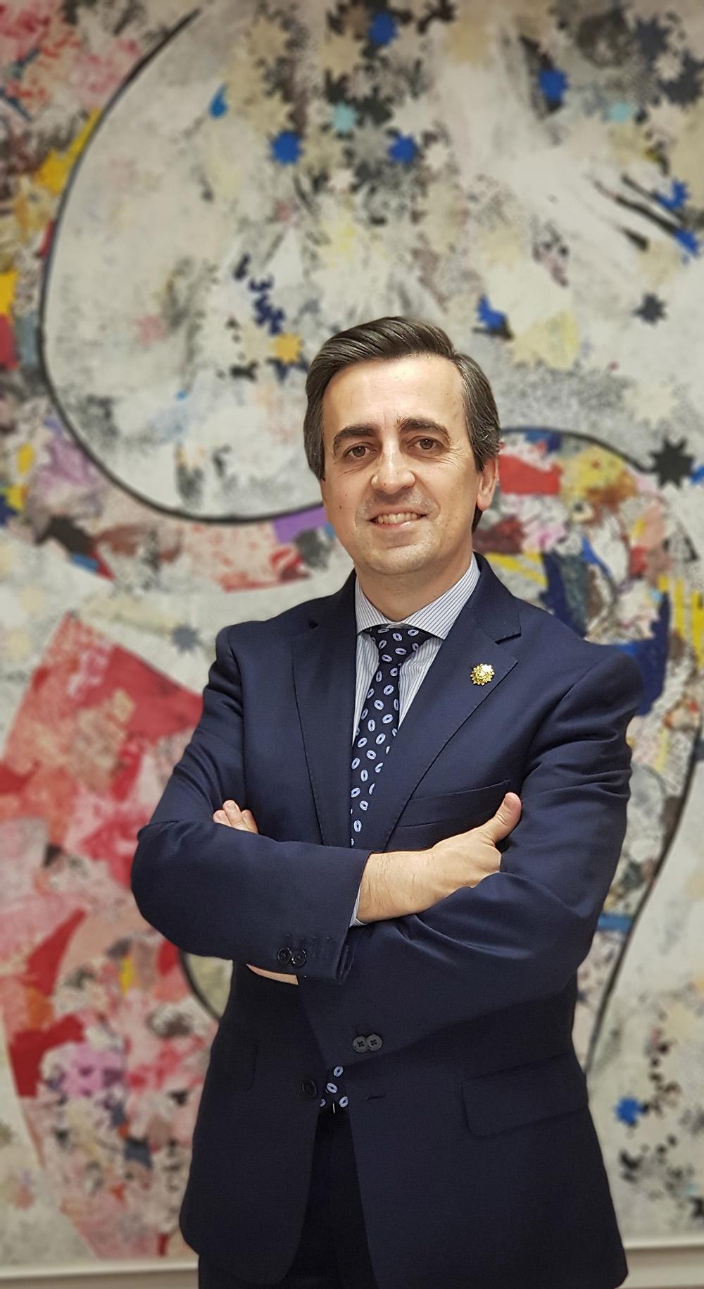 José Luis Simón - Moretón Martín