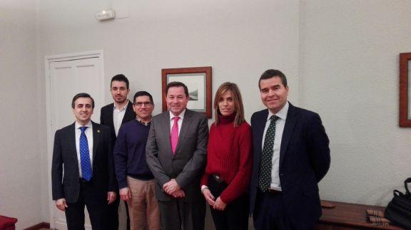 JOSE LUIS SIMON-MORETON MARTIN, reelegido Secretario de la Agrupación VI Castilla y León del Instituto de Censores Jurados de Cuentas de España